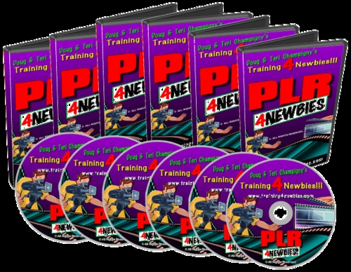 Product picture Video Collection for PLR Newbies!
