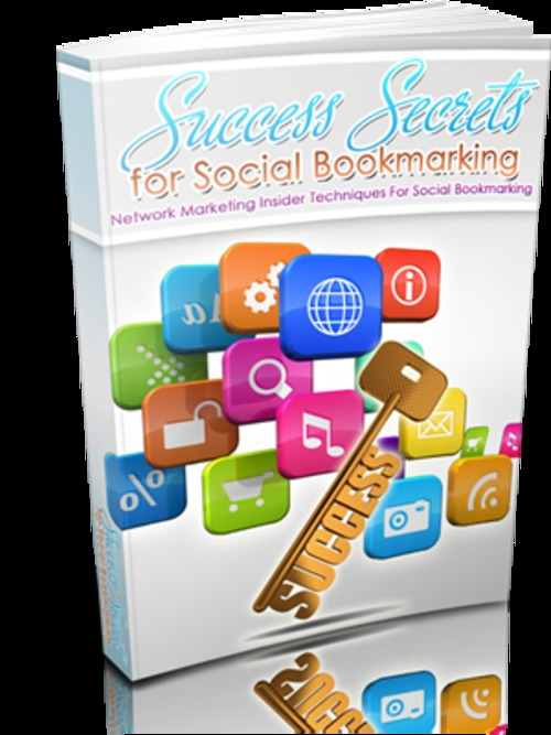 Product picture Success Secrets for Social Bookmarking