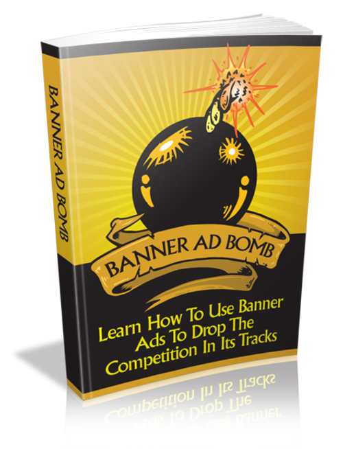 Product picture  Learn How To Use Banner Ads To Drop Competition