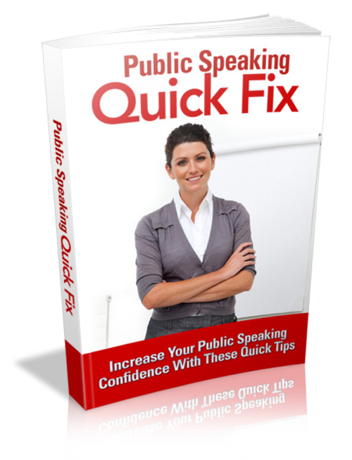 Product picture Tips On How to Improve Your Public Speaking Confidence
