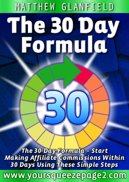 Product picture 30 Day Formula To Success
